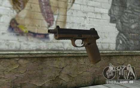 FN FNP-45 Sem Silenciador para GTA San Andreas