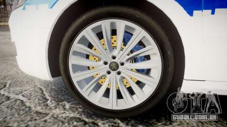 Peugeot 508 Republic of Srpska [ELS] para GTA 4 vista de volta