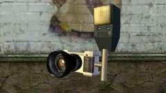Camera from Beta Version para GTA San Andreas