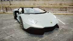 Lamborghini Aventador 50th Anniversary Roadster