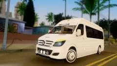 Mercedes-Benz Sprinter Ônibus Escolar para GTA San Andreas