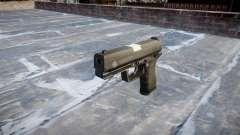 Pistola Taurus 24-7 preto icon2