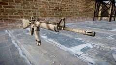 O M16A2 rifle para GTA 4