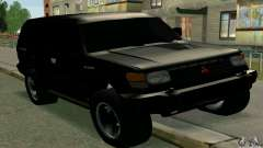 Mitsubishi Pajero Intercooler Turbo 2800 para GTA San Andreas