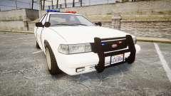 GTA V Vapid Cruiser LSS White [ELS]