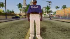 Haitian from GTA Vice City Skin 1