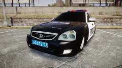 VAZ-2170 Priora Police para GTA 4