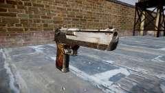 Pistola Desert Eagle Dragão