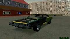Dodge Charger HL2 EP2 para GTA San Andreas