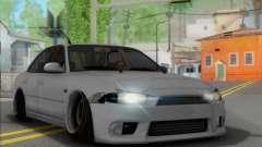 Proton Wira Slammed para GTA San Andreas