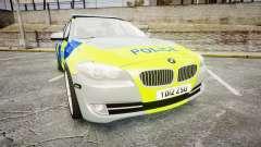 BMW 530d F11 Metropolitan Police [ELS]