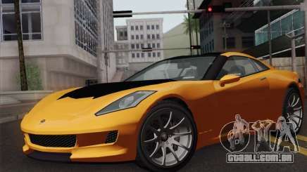 GTA 5 Invetero Coquette (IVF) para GTA San Andreas