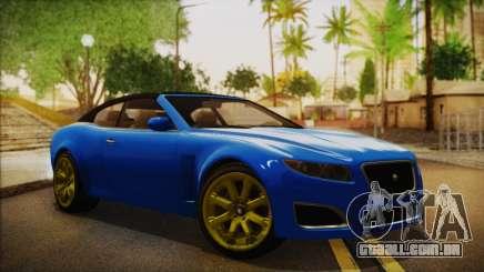 Lampadati Felon GT (IVF) para GTA San Andreas