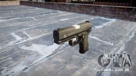 Pistola Taurus 24-7 preto icon2 para GTA 4