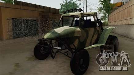 Military Buggy para GTA San Andreas