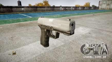 Pistola Taurus 24-7 de titânio icon3 para GTA 4