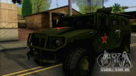 GAZ Tigre 2975 para GTA San Andreas