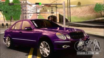 Mercedes-Benz E320 para GTA San Andreas