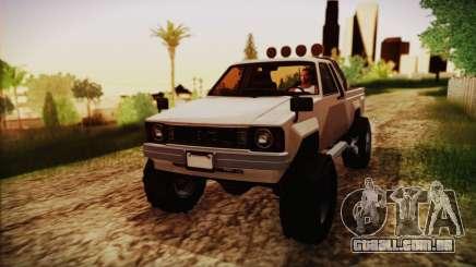 Karin Rebel 4x4 GTA 5 para GTA San Andreas