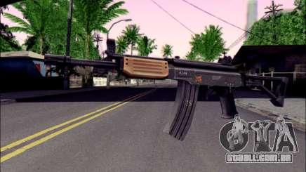 IMI Galil para GTA San Andreas
