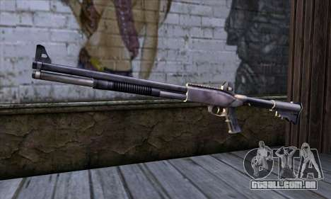 Chromegun Standart para GTA San Andreas