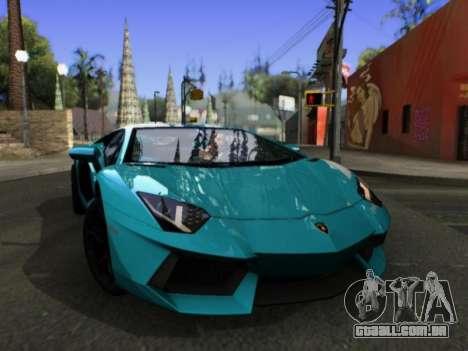 O Herp ENB FINAL para alta e média PC para GTA San Andreas