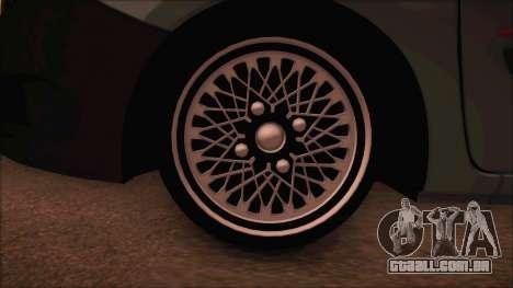 Mercedes-Benz Citan Stock 2013 para GTA San Andreas vista direita
