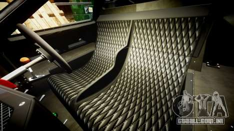 Ford GT40 Mark IV 1967 PJ Campbell 5 para GTA 4 vista interior