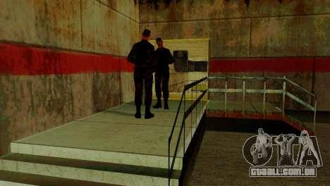 Recuperação da zona 69 para GTA San Andreas oitavo tela