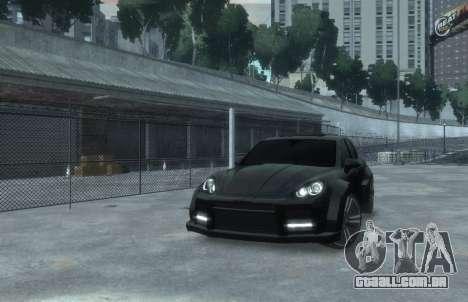Porsche Cayenne 2012 GT para GTA 4 vista direita