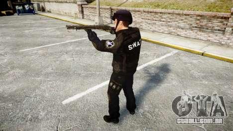 Uniformes grupos de assalto especial. armas para GTA 4 segundo screenshot