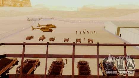 Recuperação da zona 69 para GTA San Andreas