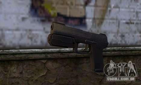 MK23 para GTA San Andreas