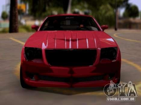 GTA 5 Fusilade para GTA San Andreas vista direita