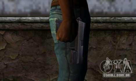 MK23 para GTA San Andreas terceira tela