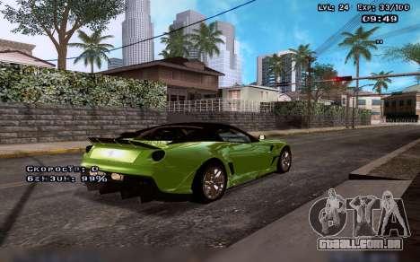 Gráficos melhorados por meio de computadores para GTA San Andreas