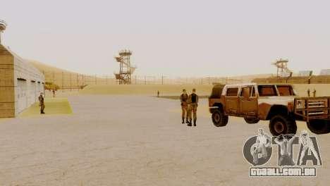 Recuperação da zona 69 para GTA San Andreas sétima tela