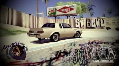 Skate Park para GTA San Andreas terceira tela