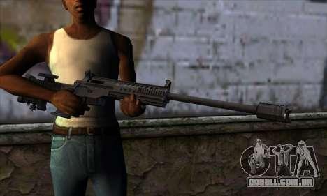 JNG-90 para GTA San Andreas terceira tela