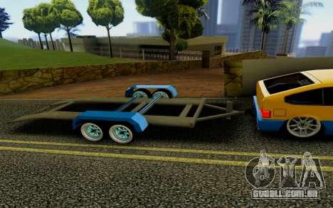 Trailer para GTA San Andreas