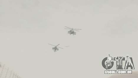 Recuperação da zona 69 para GTA San Andreas terceira tela