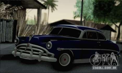 Hudson Hornet 1952 para GTA San Andreas