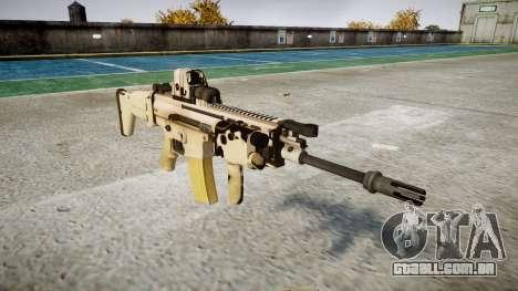 Máquina FN SCAR-L Mc 16 icon3 para GTA 4