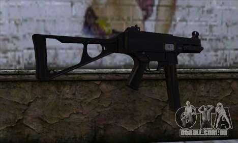 UMP45 v1 para GTA San Andreas segunda tela