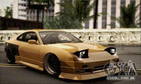 Nissan Silvia S24-5 (215SX) para GTA San Andreas