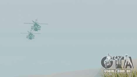 Recuperação da zona 69 para GTA San Andreas segunda tela
