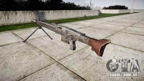 Alemão MG3 metralhadora icon2 para GTA 4 segundo screenshot