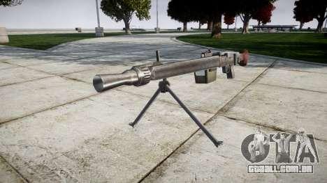 Alemão MG3 metralhadora icon2 para GTA 4