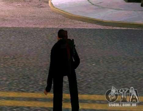 Ped.ifp v2 para GTA San Andreas terceira tela