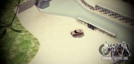 Skate Park para GTA San Andreas segunda tela